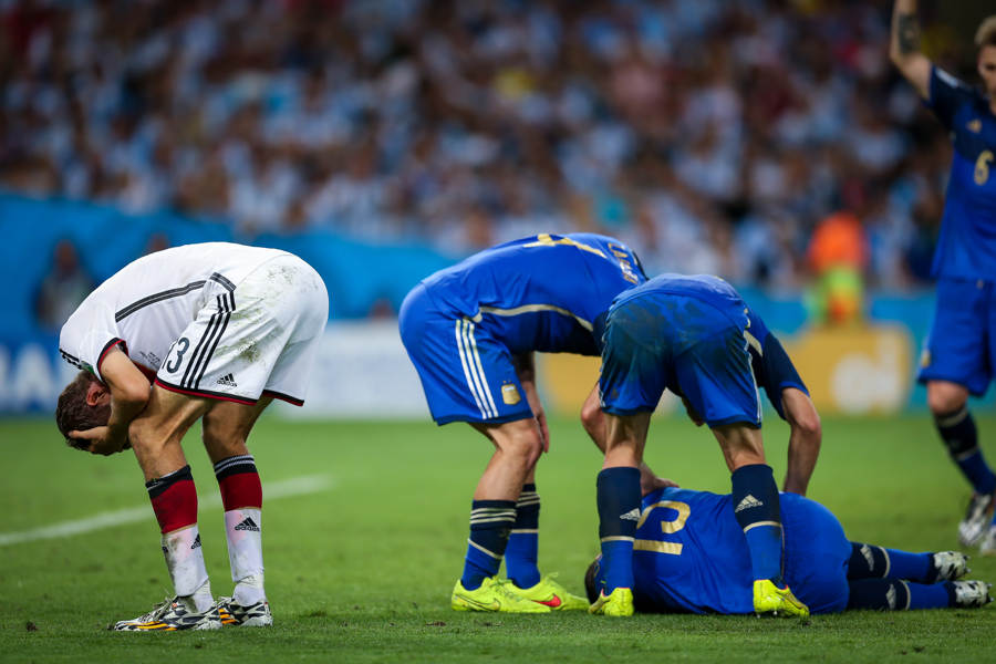 Hodeskade sette fotballspillerens karriere i fare?