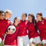 Kvinnefotball