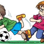 Ulike varianter av fotball