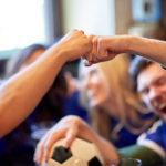Hvordan fotballrunden kan gjøre dagen bedre